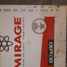 Плитка из керамогранита - Плитка напольная, 60 х 60 см.,  Mirage - Италия. Белая ., 0