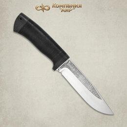 Аксессуары и комплектующие - Нож Турист Златоуст из стали 100х13м кожа, 0