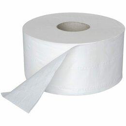 "Туалетная бумага и полотенца - Бумага туалетная OfficeClean ""Professional"", 2-х слойн., 170м/рул, белая, 244819, 0"