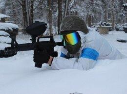 Защита и экипировка - Полностью оплаченный прокат снаряжения для игры…, 0