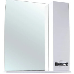 Комплектующие - Зеркало-шкаф в ванную комнату  Bellezza Абрис 65…, 0