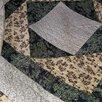 Одеяло (покрывало) лоскутное 2,1х1,42 м по цене 7000₽ - Одеяла, фото 1