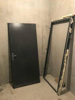 Входные двери - Входная дверь железная , 0