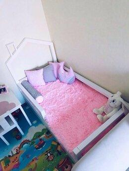Кроватки - детские кроватки домик, 0
