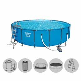 Бассейны - Каркасный бассейн, 549х122 см, 0