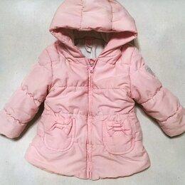 Куртки и пуховики - Куртка 74-80 демисезонная на девочку, 0