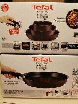 Наборы посуды для готовки - Набор Tefal Ingenio Chefs (Франция, +индукция), 0