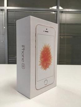 Мобильные телефоны - iPhone SE 32gb rose gold (A1723) Ростест, 0