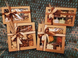 Подарочные наборы - Ореховый бокс, подарок, 0