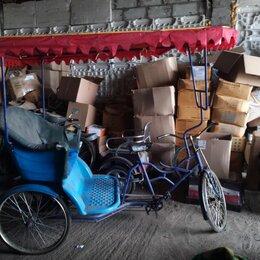 Велосипеды - Трехколесный велосипед, 0