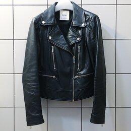 Куртки - Куртка косуха кожаная Mango, 0