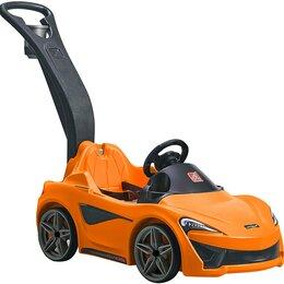 Машинки и техника - Детская каталка McLaren, 0