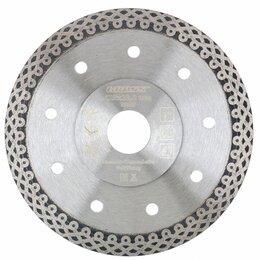 Диски отрезные - Диск алмазный ф230х22,2мм, тонкий, сплошной…, 0