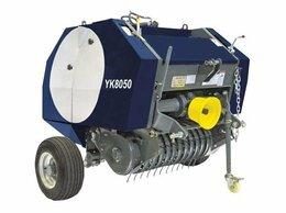 Спецтехника и навесное оборудование - Пресс-подборщик рулонный навесной СКАУТ YK8050 к…, 0