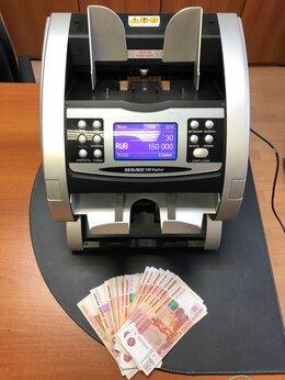 Детекторы и счетчики банкнот - Проверка денег, аренда счётной машинки-детектора, 0