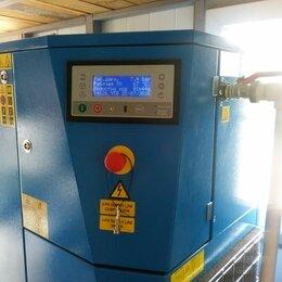 Промышленное климатическое оборудование - Винтовой компрессор , 0