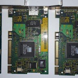 Сетевые карты и адаптеры - Сетевая карта 100 МГц, 0