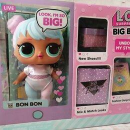 Куклы и пупсы - Кукла LOL Big BB - Большая кукла Бон Бон, 0