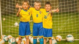 Сфера услуг - Детская школа футбола с проф.тренерами, 0