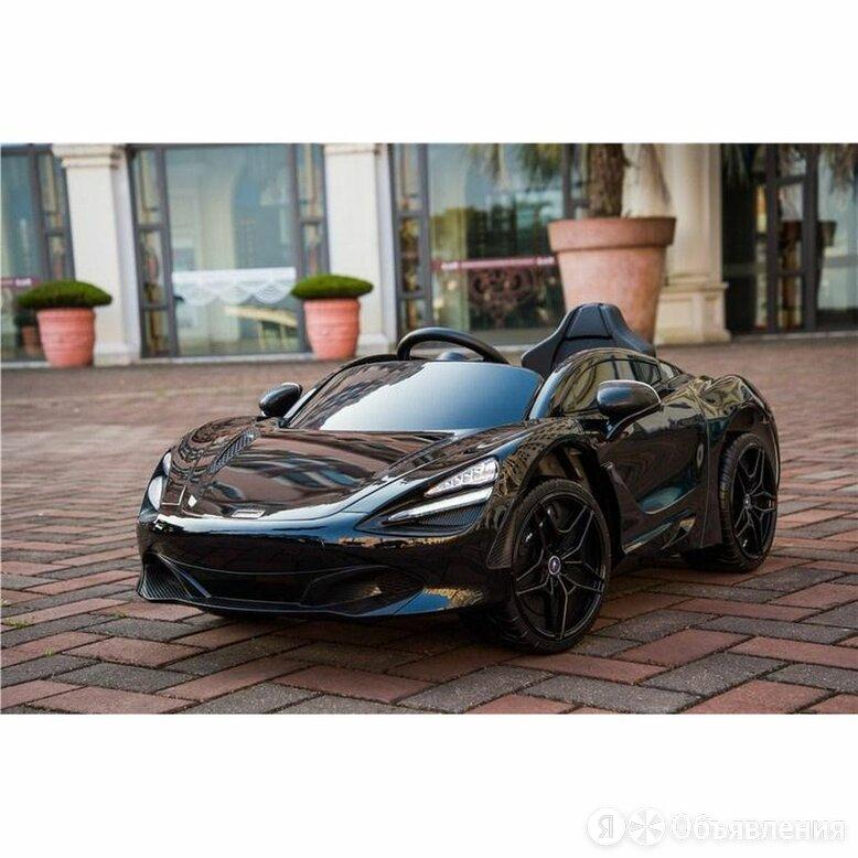 Электромобиль McLaren DKM720S Черный по цене 22850₽ - Велосипеды, фото 0