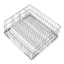 Промышленные посудомоечные машины - Кассета для чашек Smeg WB50G04, 0