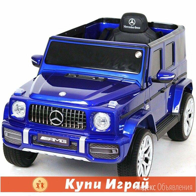 Детский автомобиль на аккумуляторе по цене 19350₽ - Электромобили, фото 0