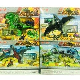 Конструкторы - Конструктор Dinosaur World 77052, 0