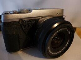 Фотоаппараты - Fujifilm x-e1 + fujinon 15-45 ois, 0