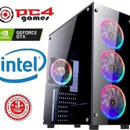 Настольные компьютеры - Игровой Компьютер i7-9700K/DDR4/SSD/GTX1650/500w 2, 0