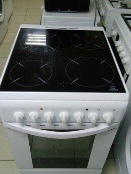 Плиты и варочные панели - Стеклокерамическая плита Indesit, 0