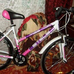 Велосипеды - отличный велосипед STELS, 0