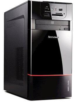 Настольные компьютеры - Lenovo IdeaCentre H221, 0
