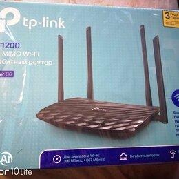 3G,4G, LTE и ADSL модемы -  AC 1200  tp-link MU-MIMO Wi-Fi ГИГАБИТНЫЙ РОУТЕР Archer C6, 0