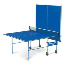 Столы - Теннисный стол Start Line Olympic с сеткой, 0