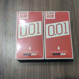 Презервативы - Ультратонкие презервативы Elasun 0,01 (5 штук), 0