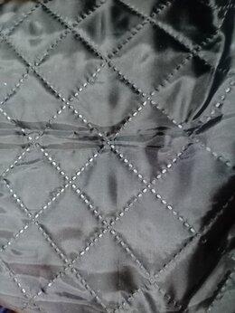 Ткани - Подкладка стёганая с синтепоном, 0