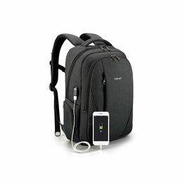 Рюкзаки - Городской рюкзак TGN Tigernu T-B3399 Black/Grey, 0