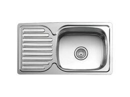 Кухонные мойки - Мойка врезная 7643 0,6, 0
