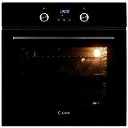 Духовые шкафы - Электрический духовой шкаф LEX EDP 092 BL, 0