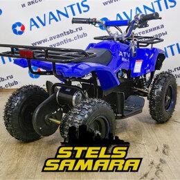 Электромобили - Детский Квадроцикл ATV CLASSIC E 800W NEW 2021, 0