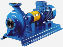 Производственно-техническое оборудование - Насосы, электродвигатели, редукторы, частотные…, 0
