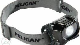 Фонари - Промышленный налобный фонарь Pelican, черный…, 0