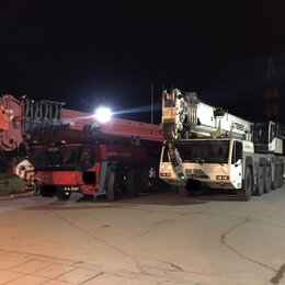 Спецтехника и навесное оборудование - Автокраны до 350 тонн, 0