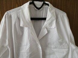 Одежда - Халат медицинский женский новый большой размер , 0