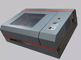 Производственно-техническое оборудование - Лазерный станок с чпу бу, 0