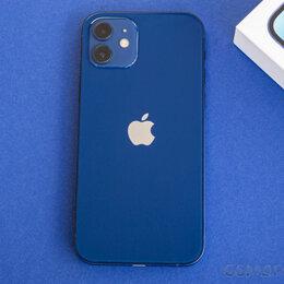 Мобильные телефоны - iPhone 12 mini Blue 64gb новые Ростест, 0