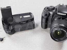 Аккумуляторы и зарядные устройства - Батарейный блок BG-1H для Canon 1100D/1200D/1300D, 0
