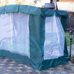 Садовые качели - Тент-шатер для садовых качелей (с дугообразной крышей), 0