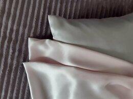 Постельное белье - Шелковые наволочки новые 50 70 шелк 100%, 0