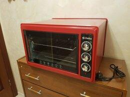 Мини-печи, ростеры - Духовка электрическая - Красная, 0